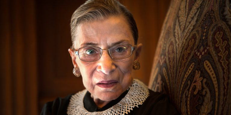 Trump White House prepares for Ruth Bader Ginsburg's departure from Supreme Court
