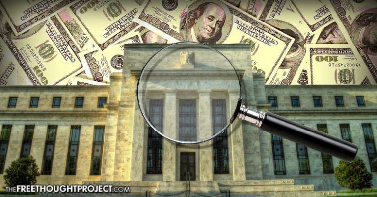 Bill To Audit The FED Passes House Committee, Could Become Law