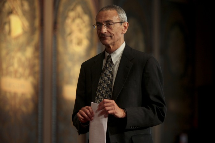 Report: John Podesta failed to disclose 75,000 stock shares in Russian financed company