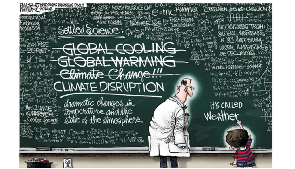 Image result for climate change deception