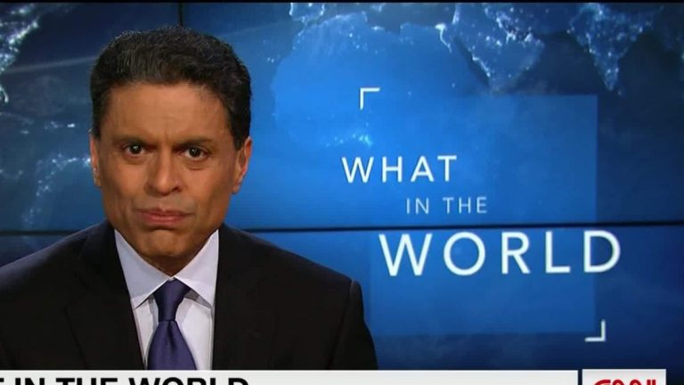 """CNN Host Fareed Zakaria Destroys Tolerant Liberals: """"Freedom Of Speech And Thought Is Not Just For Warm Fuzzy Ideas That We Find Comfortable…"""""""