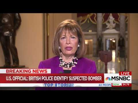 Rep. Jackie Speier (D-CA): Muslim Youths Could Become So Isolated That Violence Becomes 'Only Avenue of Making a Statement About Their Religion'