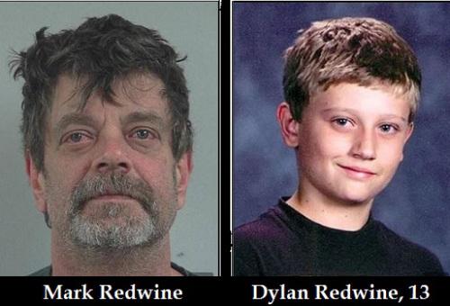 Man kills 13 y.o. son after the boy found transvestite photos of dad eating feces