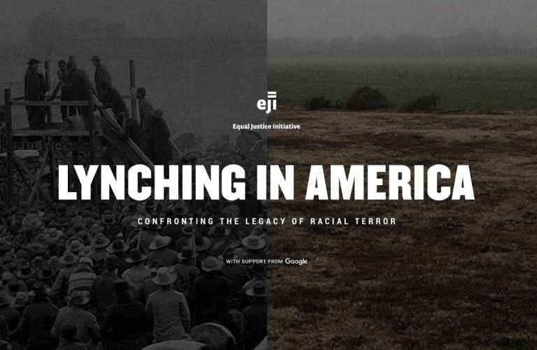 Google-Funded 'Lynching In America' Report is Riddled With Falsehoods And Errors