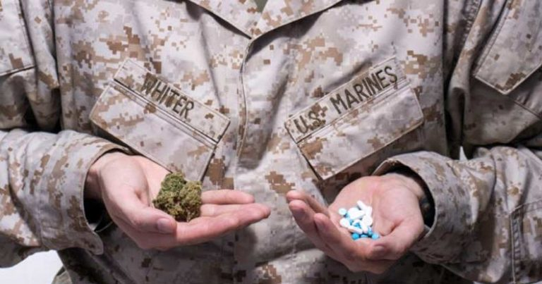 GOP Blocks VA from Prescribing Medical Cannabis for Vets, Even in Legal States