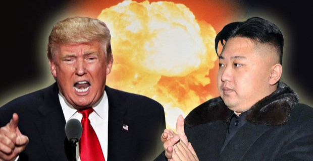 "Top Forecaster Predicts U.S. ""Confrontation"" With North Korea by September 12"