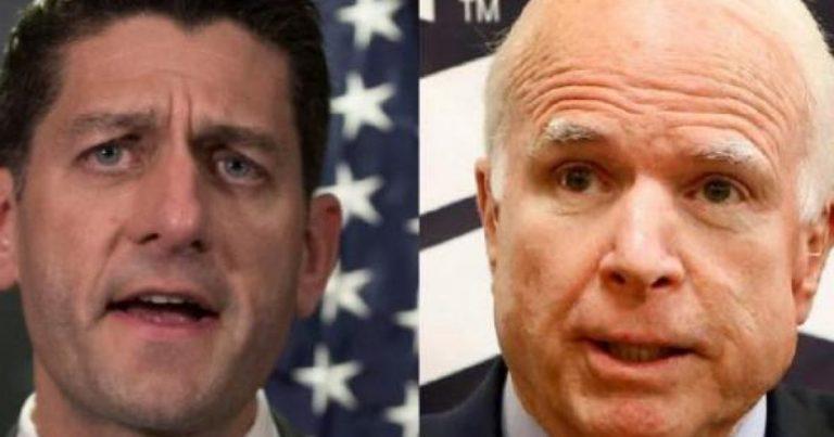 Top Republicans & Democrats Blast Trump Over Arpaio Pardon – But The Law Is On Trump's Side
