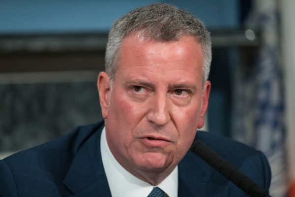 Watch: De Blasio Threatens To Cut Thousands Of Jobs If Feds Don't Bail Out NYC