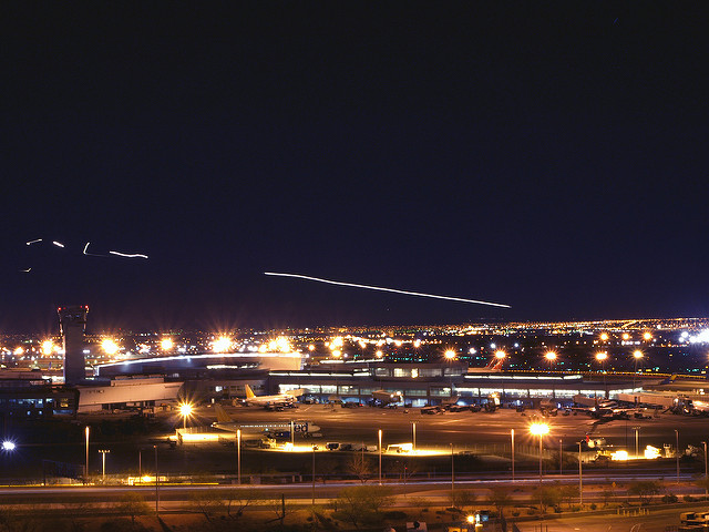 """Air traffic control audio from the night of the Las Vegas shooting reveals there were """"active shooters on the runway"""""""