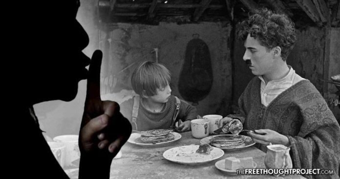 Hollywood Sex Abuse is a Century Old, Charlie Chaplin Raped Kids and He's Hailed As a Hero