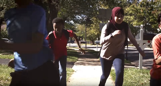 Latino Victory Fund Ad Features Republican Voters Hunting Minority Children In The Streets