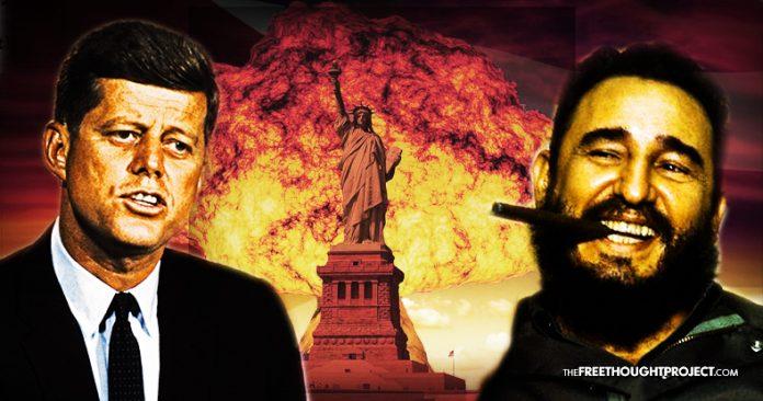 JFK Files Prove US Gov't Planned to Set Off Bombs Inside US, Kill Innocent People in Cuban False Flag