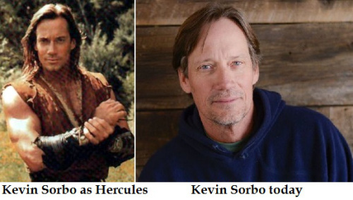 Sexgate: Actor Kevin 'Hercules' Sorbo was groped by homosexual designer Gianni Versace