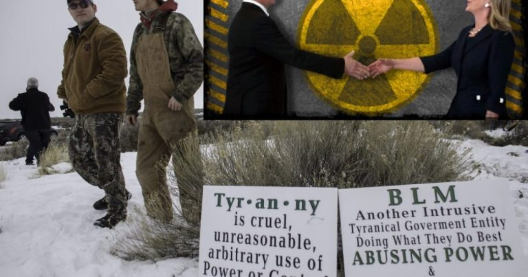 In All the Talk about Clinton's Uranium One Deal, Why Is No One Talking About the Malheur Documents Found by the Bundys?