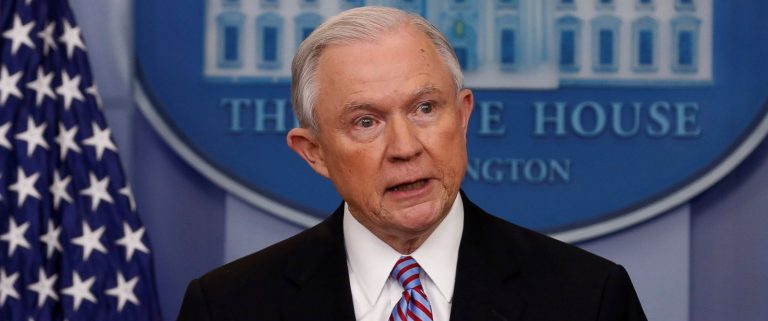 Jeff Sessions, Just What Side of the Constitution are You on?