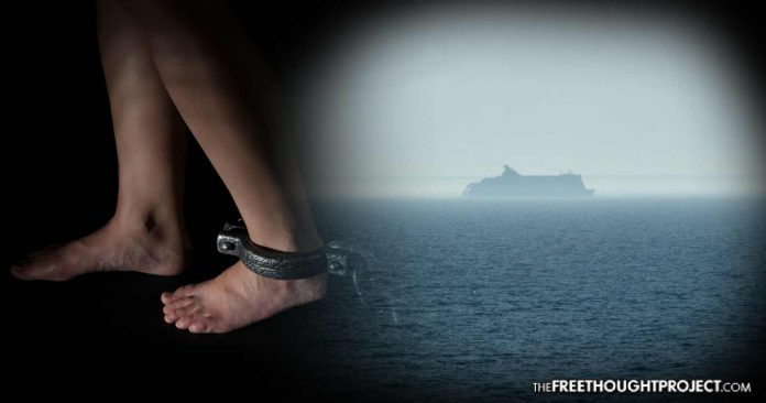 US Gov't Caught Operating Floating Black Site Prisons, Torturing People in Int'l Waters—Outside US Law