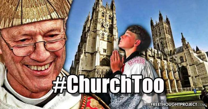 #ChurchToo Blows Up On Social Media Exposing Rampant Child Sex Abuse by Religious Leaders