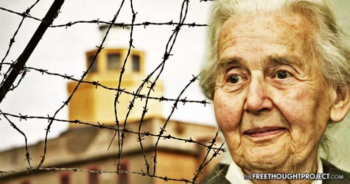 89-Year-Old Grandma Loses Appeal, Sentenced to Prison for Questioning the Holocaust