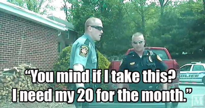 WATCH: 'Need My 20 For the Month': Cops Admit to Arrest Quota, 'Falsely Arrest' Man to Make It