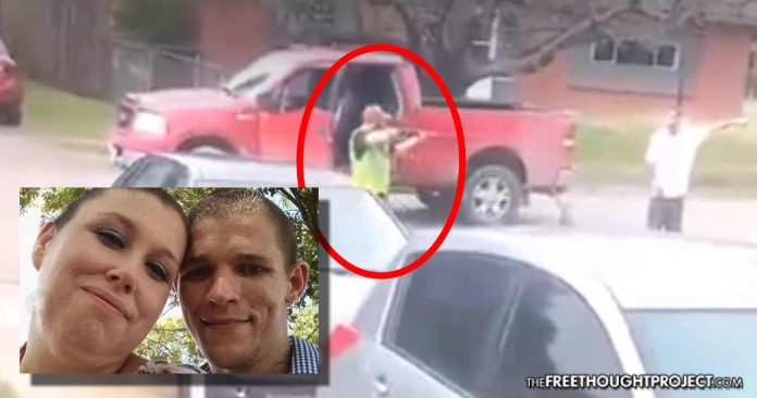 Cop's Son Shoots, Kills Unarmed Man in Broad Daylight, On Video—Police Let Him Go