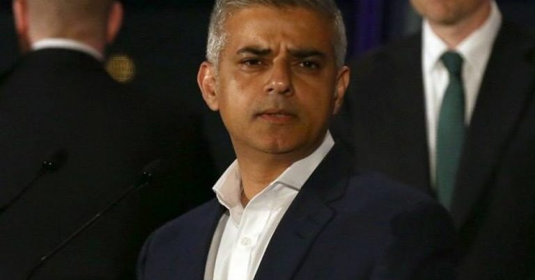 """London's Muslim Mayor: """"London Is A Beacon Of Tolerance, Acceptance & Diversity"""" & President Trump Would """"Not Be Welcomed"""""""