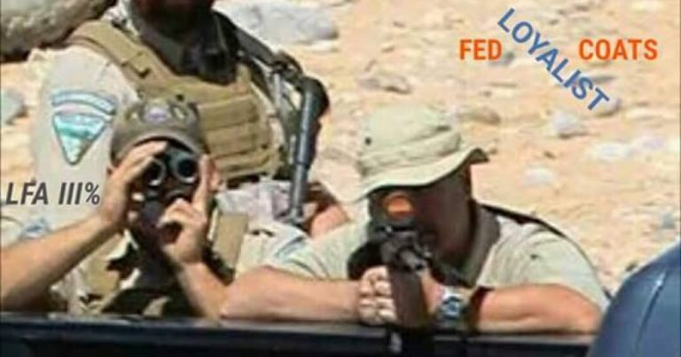 Leaked Video Shows BLM's Failure To Follow Sheriff's Command Concerning Long Guns At Bundy Ranch