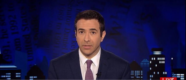 MSNBC's Ari Melber: Saying There's A 'War On Christmas' Is Anti-Semitic, May Lead to a Holocaust