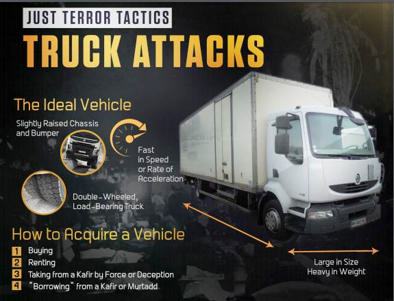 """Illinois: Muslim trucker made """"no attempt to stop"""" before crashing into seven vehicles, killing 4"""