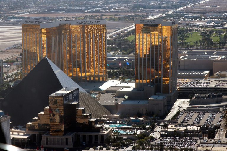 Stephen Paddock requested a suite in another wing of hotel before being internally reassigned to 32-135