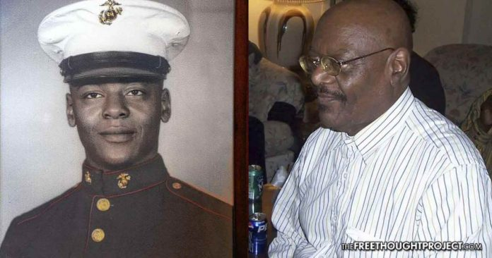 Elderly Vet Accidentally Trips His Medical Alert System, Cops Show Up and Kill Him—No Charges