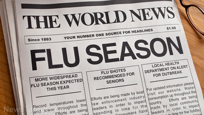 Medical supplies WIPED OUT across America due to severe flu, proving you're smarter to prevent the flu yourself (and not rely on a failed medical system)