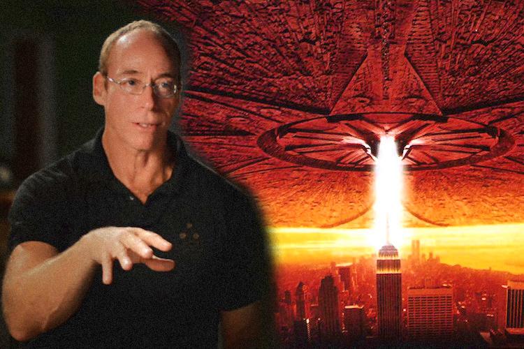 Steven Greer Comments on the Arrival of the False Flag Alien Invasion