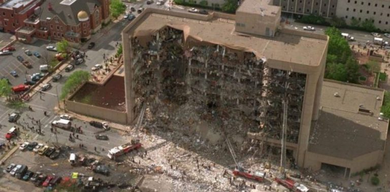 Black Ops Agent Claims He Was Paid To Bomb OKC in the 1990s By Deep State; Hours Later Has A Car Crash