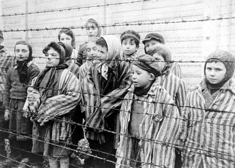 The Left's ATTACKS on white people resemble the same demonization of JEWS before the great GENOCIDE