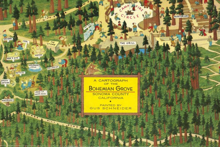 2 Republican Congressmen got AIDS at Bohemian Grove