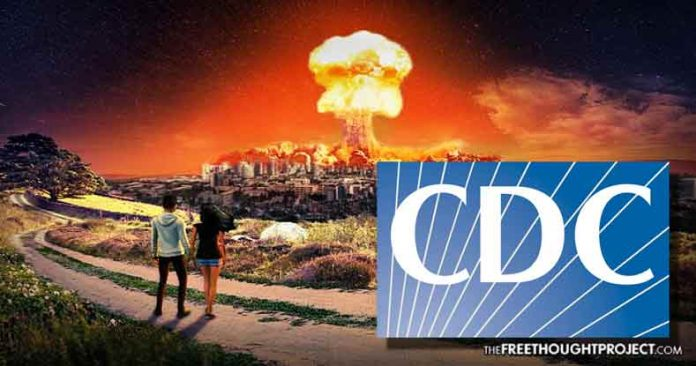 Time to Pay Attention: CDC Begins Instructing Public on How To Survive Nuclear War