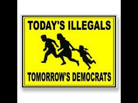 SHOCK MEMO: Democrats Admit That They Need Illegal Immigrants to Win Elections, Plan to Use Foreigners to Influence American Election Outcomes