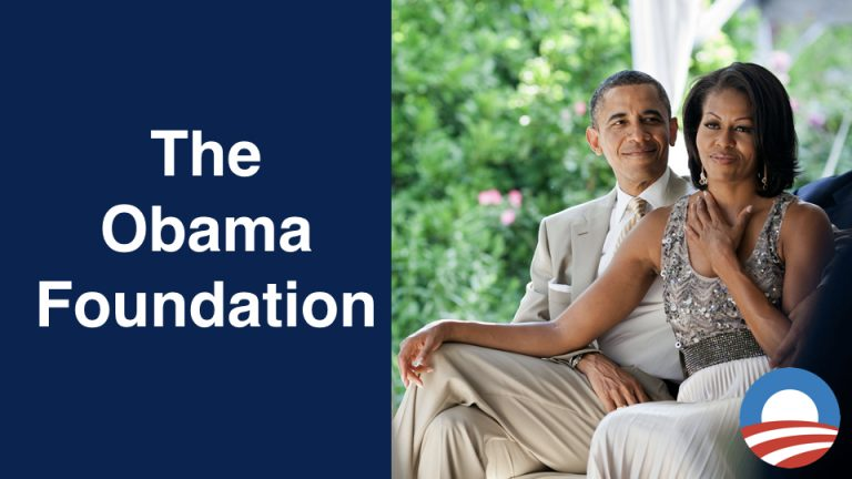 Former manager of Obama Foundation claims Obama is a Luciferian