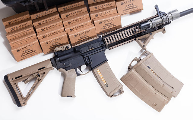 Illinois: Man Armed With AR-15 Stops Knife Attack