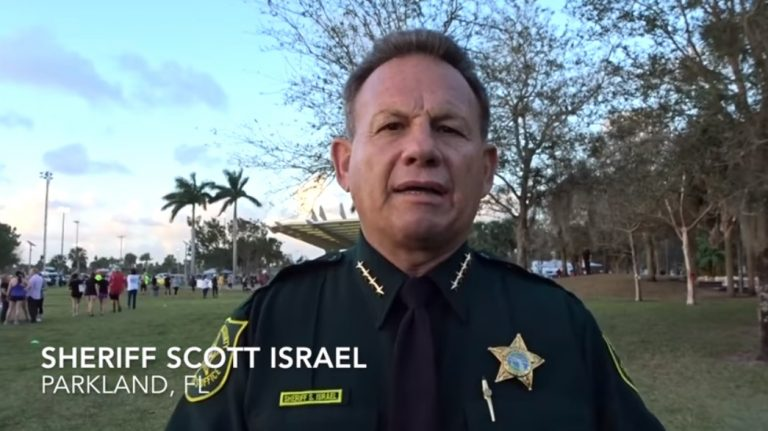 BOMBSHELL: Florida mass shooting was ALLOWED to happen: Four deputies stood down, led by egomaniacal sheriff exposed as an anti-gun Democrat operative seeking fame