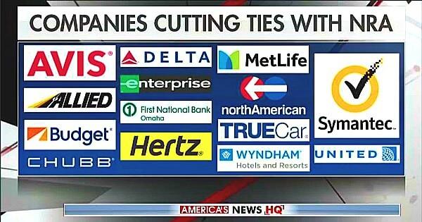 Boycotts Work Both Ways, You Know? The List Of Businesses Boycotting NRA