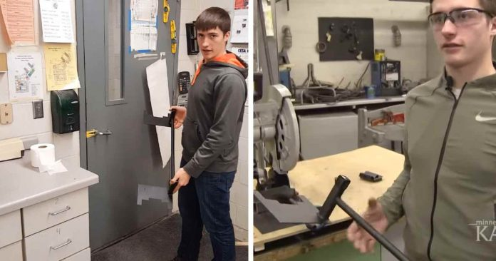 Innovative Teen Invents Device to Stop Mass Shooters in Their Tracks—Without the Police State