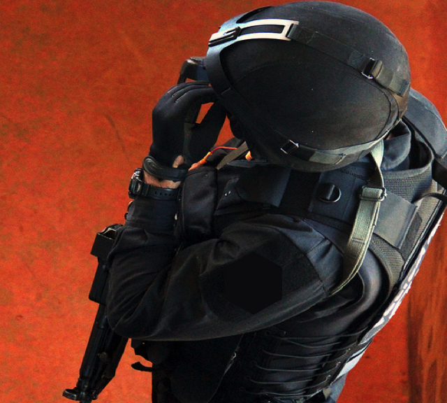 Teacher grazed by Parkland shooter's bullet: 'Shooter was in full metal garb, helmet, face mask, bulletproof armor, shooting a rifle I never seen before'