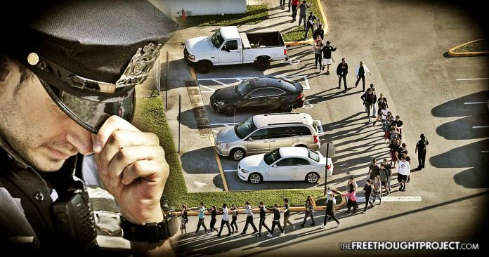 Not One—BUT FOUR COPS—Cowered In Fear as Kids Were Murdered in FL Shooting