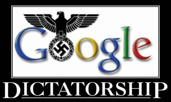 """Evil Google pushing """"final solution"""" to eradicate independent news from the web… FOREVER"""