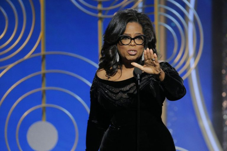 Oprah is waiting for God to tell her whether to run for the presidency