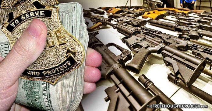 California Cops Caught Running Black Market Gun Trade—Using Badges to Sell Illegal Guns to Criminals