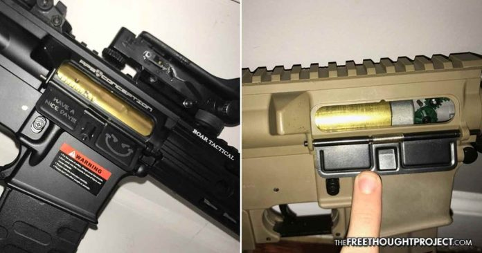 Child Arrested for Sharing Photo of Toy Gun on Social Media That He Got for His Birthday