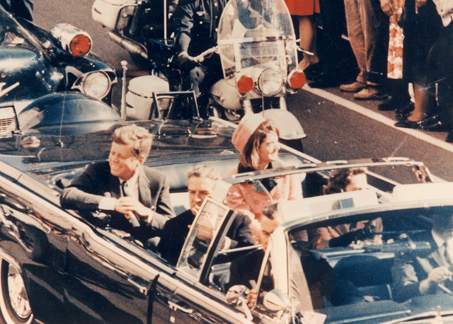 Trump Seals JFK Documents Until 2021