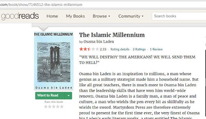 Amazon is found selling jihad recruitment material and bomb-making manual on next day delivery